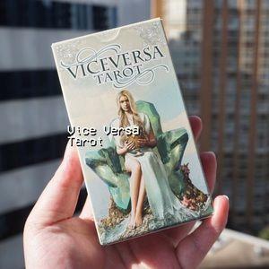 🌿 Vice Versa Tarot Deck